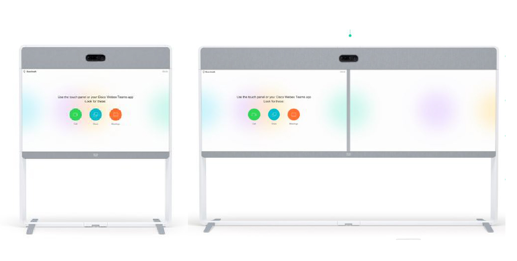 Cisco Webex Room 70 Single&Dual Screen