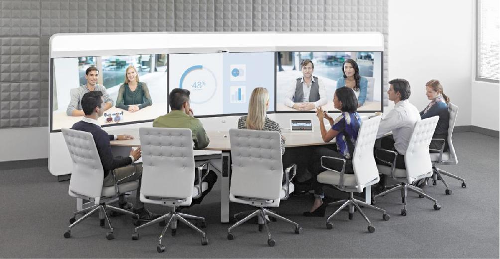 Cisco TelePresence IX5000 Series