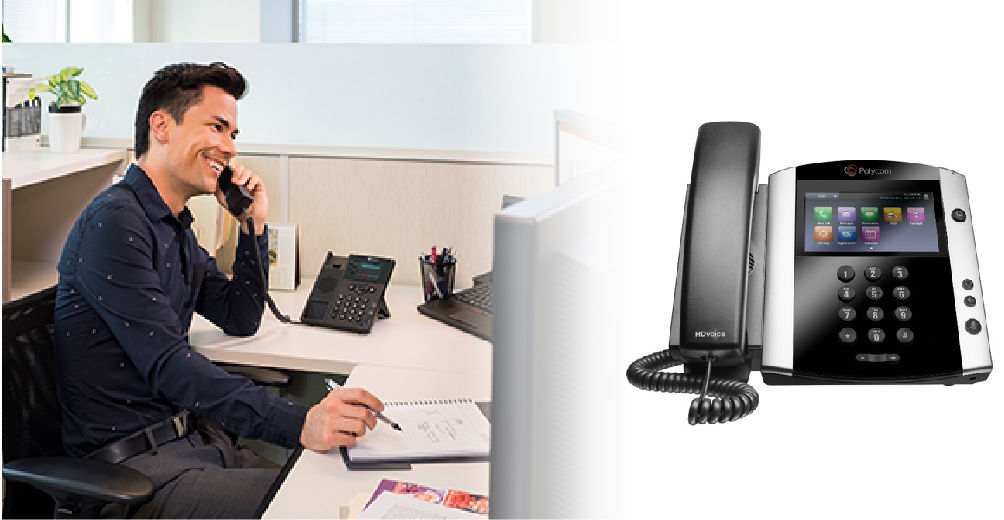 IP Phone, Polycom VVX Series