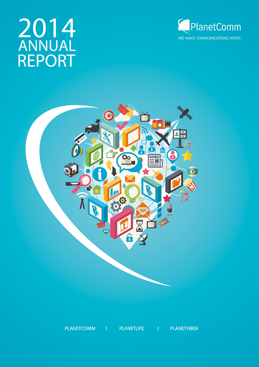 PLANET, Annual Report 2014