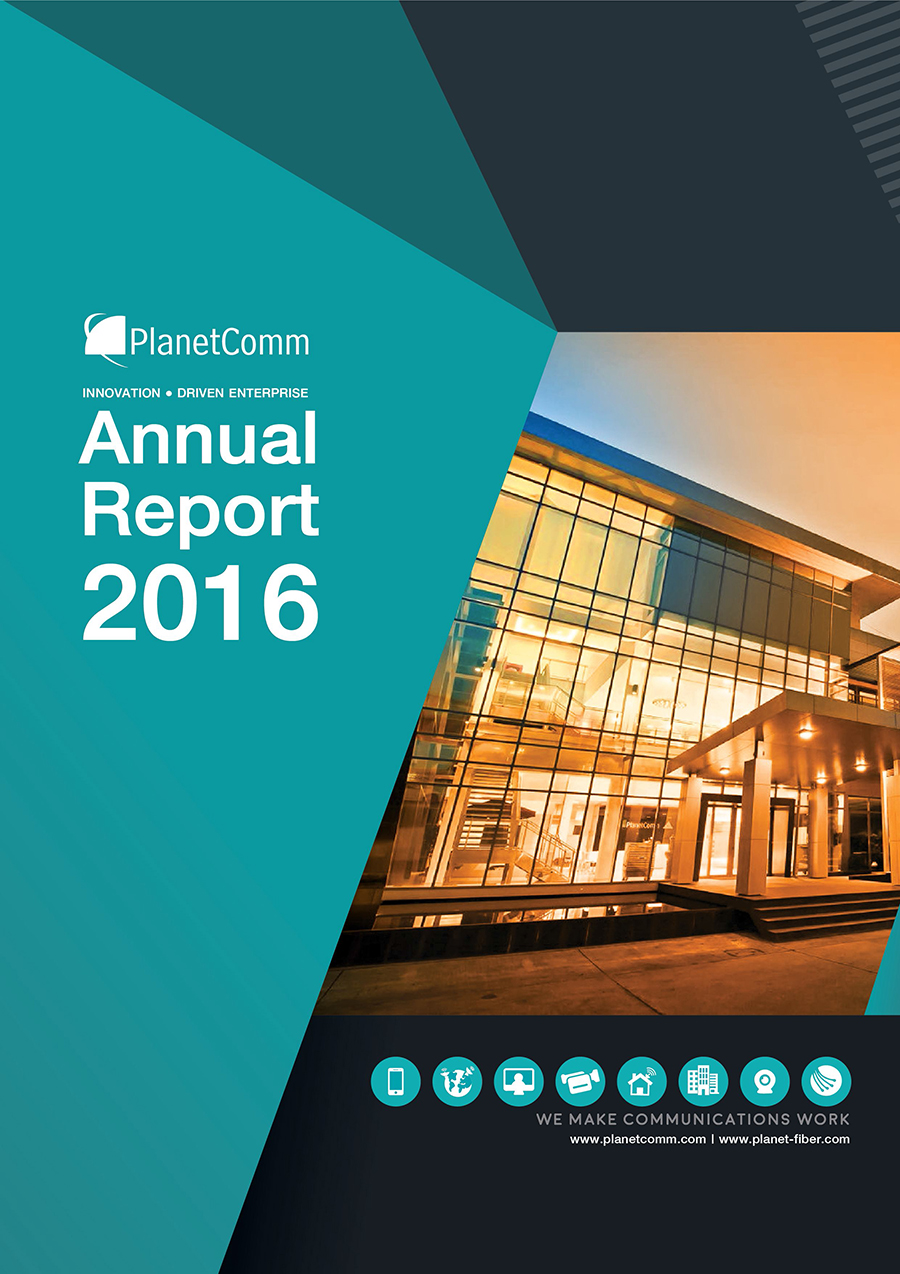 PLANET, Annual Report 2016