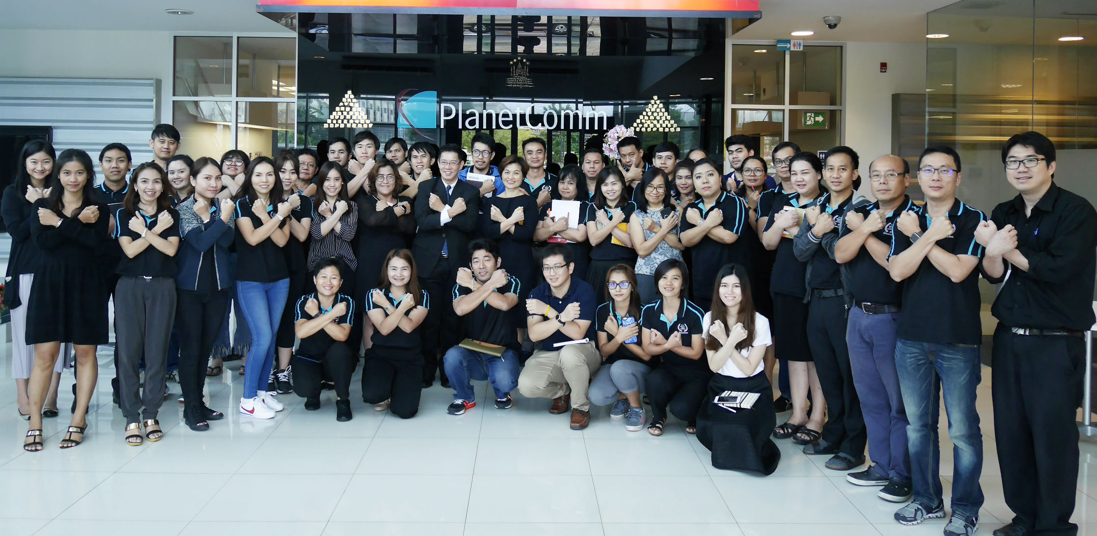 Planet Communications Asia PLC  Anti-Corruption Policy