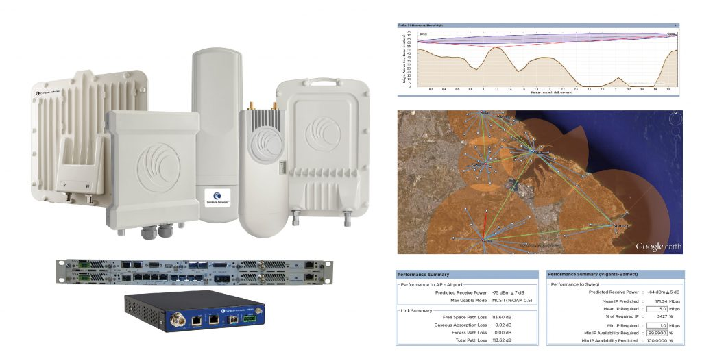 Cambium Networks LinkPlanner