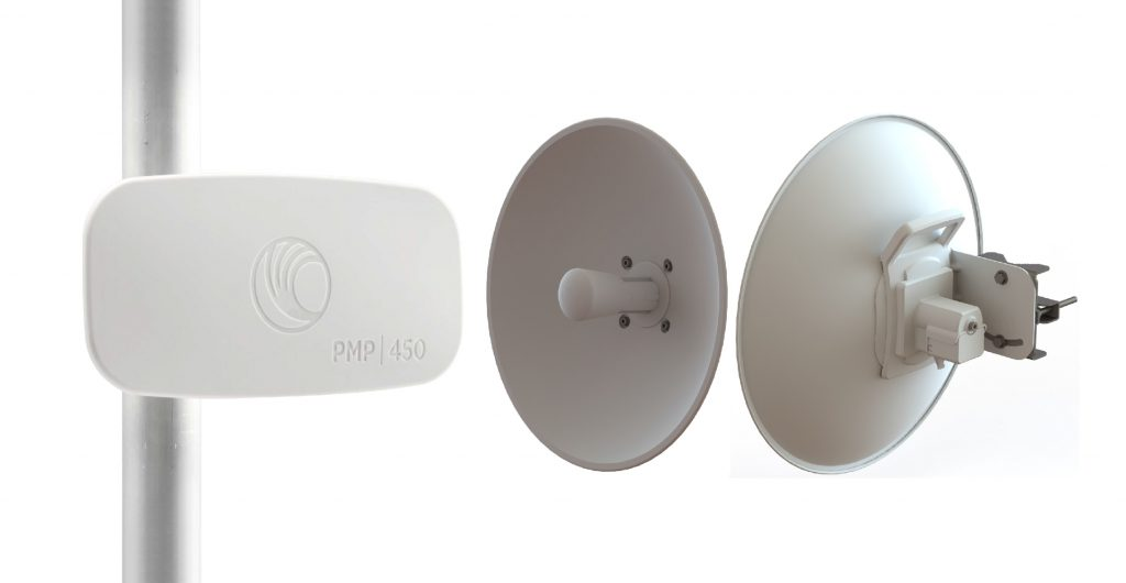 Cambium Networks PMP 450b Subscriber