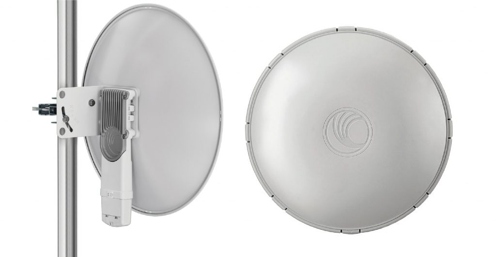 Cambium Networks PMP 450d Integrated Dish Subscriber