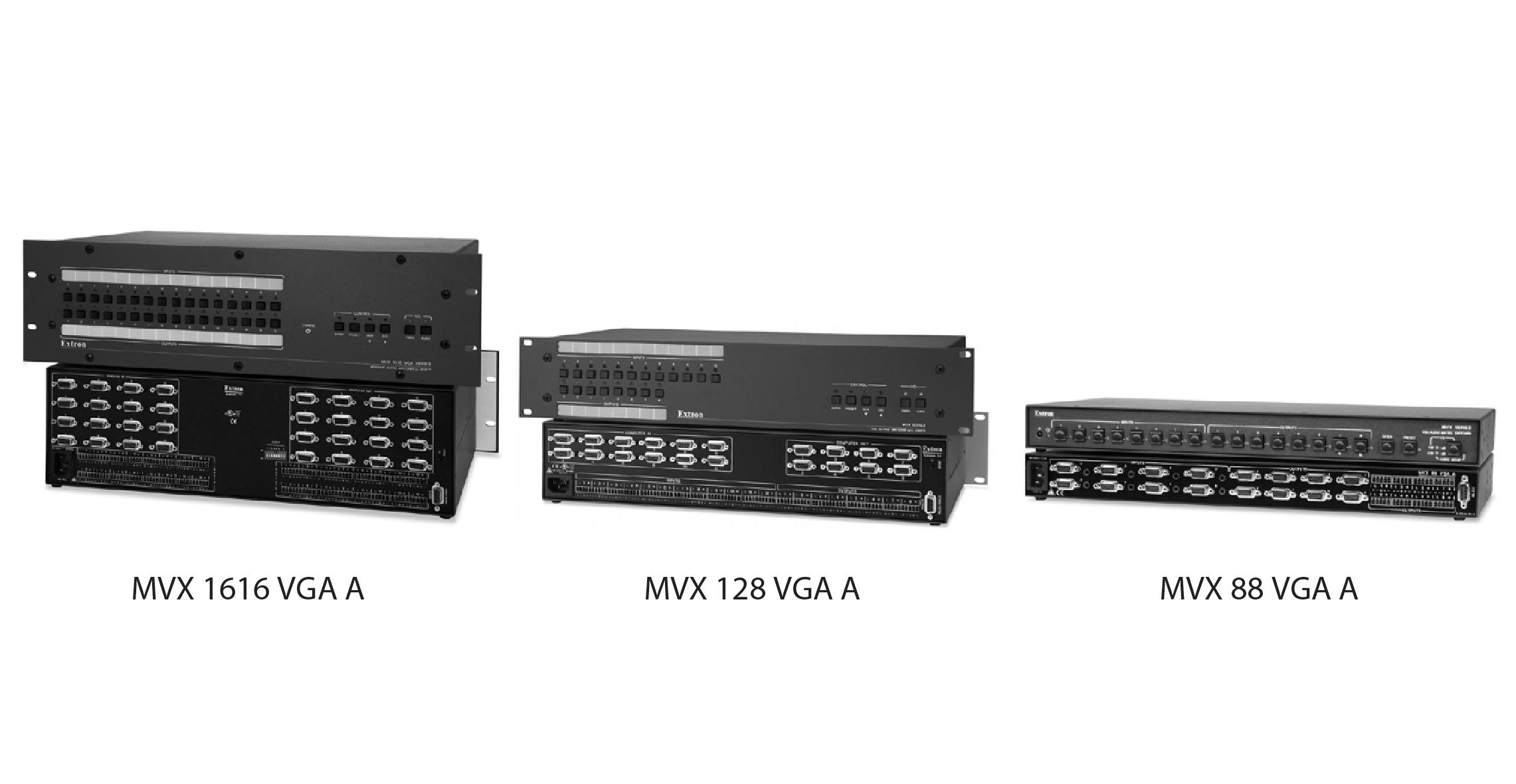 Extron MVX Series