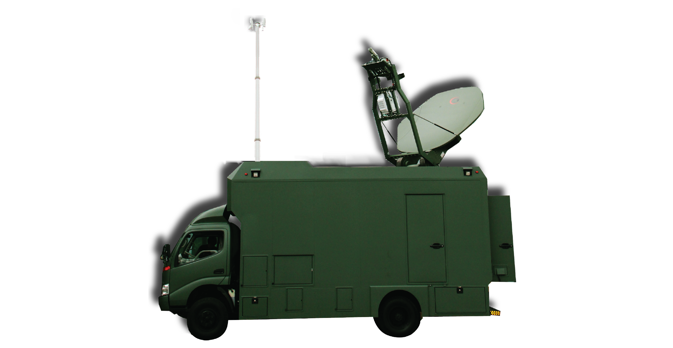 Large Wireless Mobile Vehicle