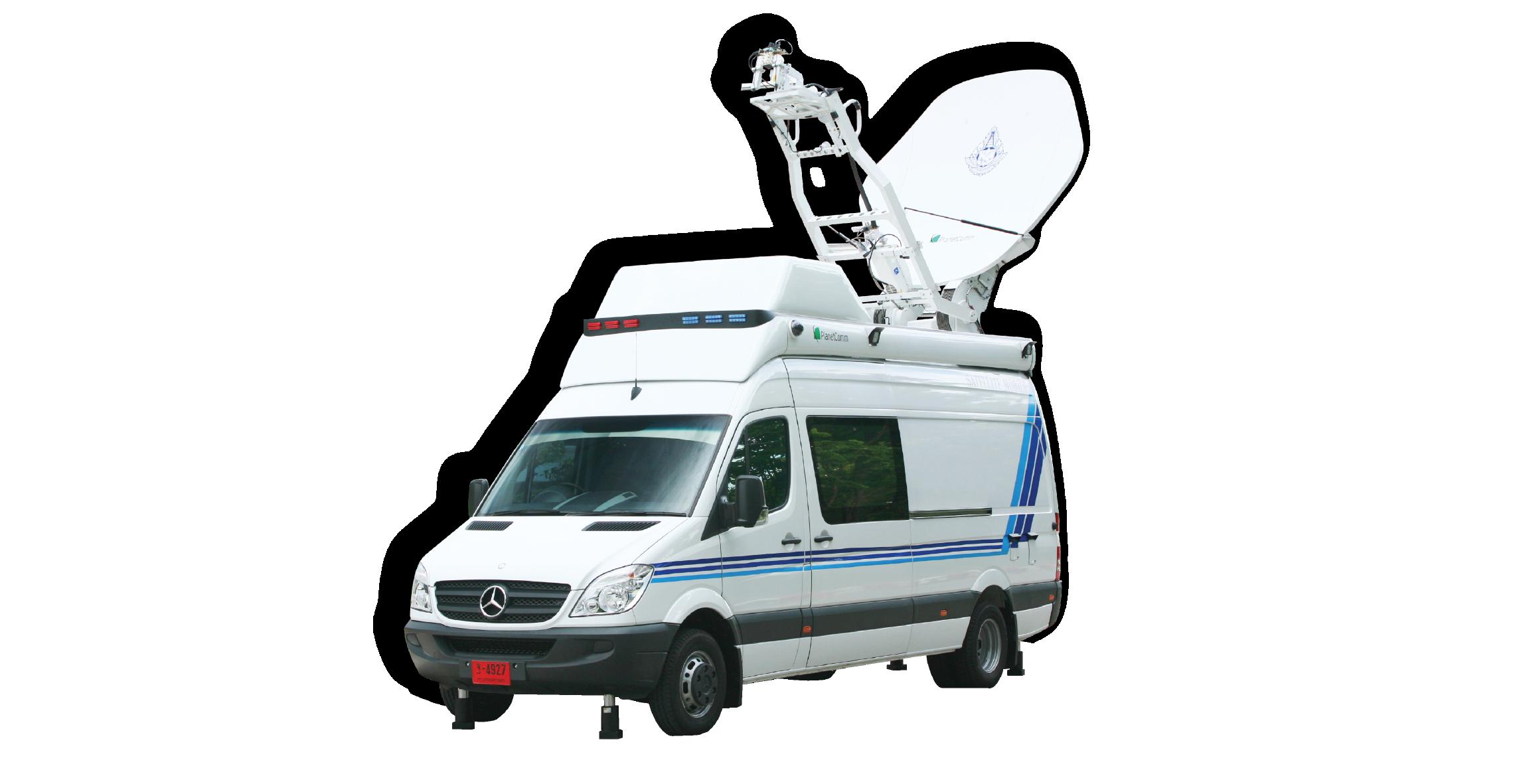 Medium Wireless Mobile Vehicle