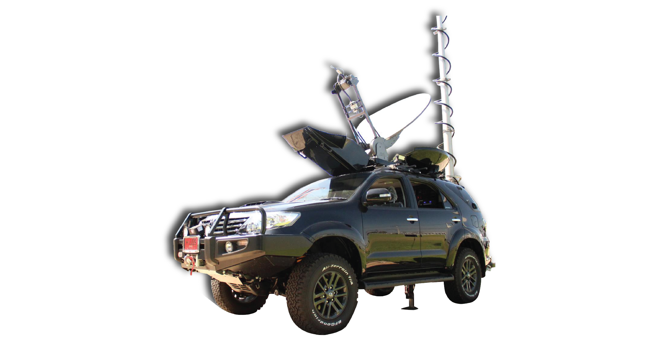 Small Wireless Mobile Vehicle