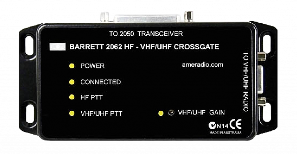 2062 HF-VHFUHF crossgate