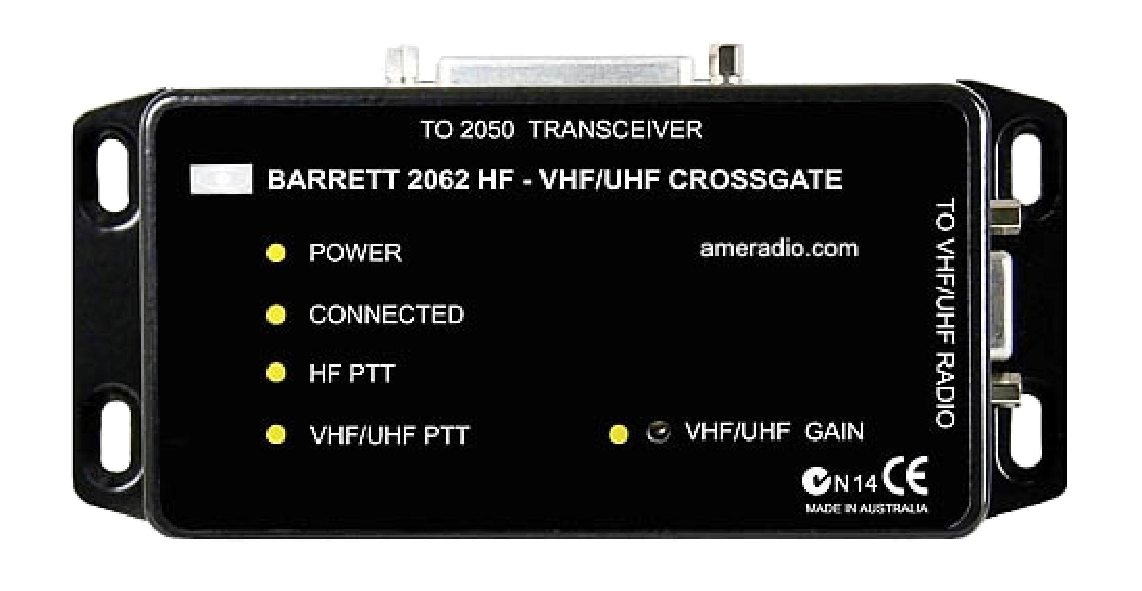 2062 HF-VHF/UHF crossgate