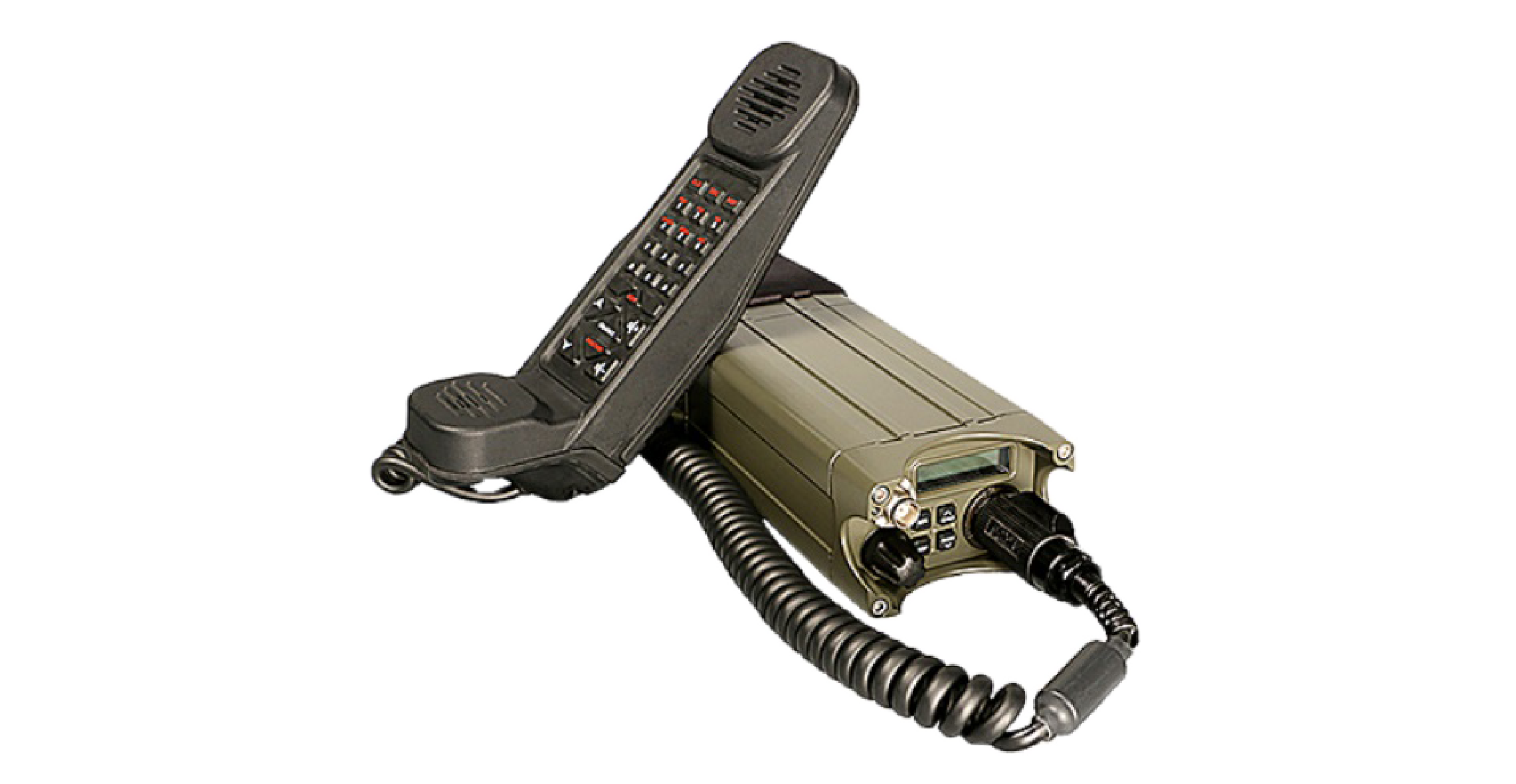 PRC-2080+ 5 W VHF Tactical handheld package