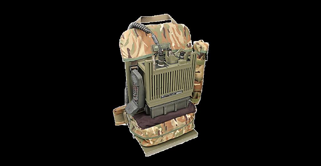 PRC-2081+ 25 W VHF Manpack package