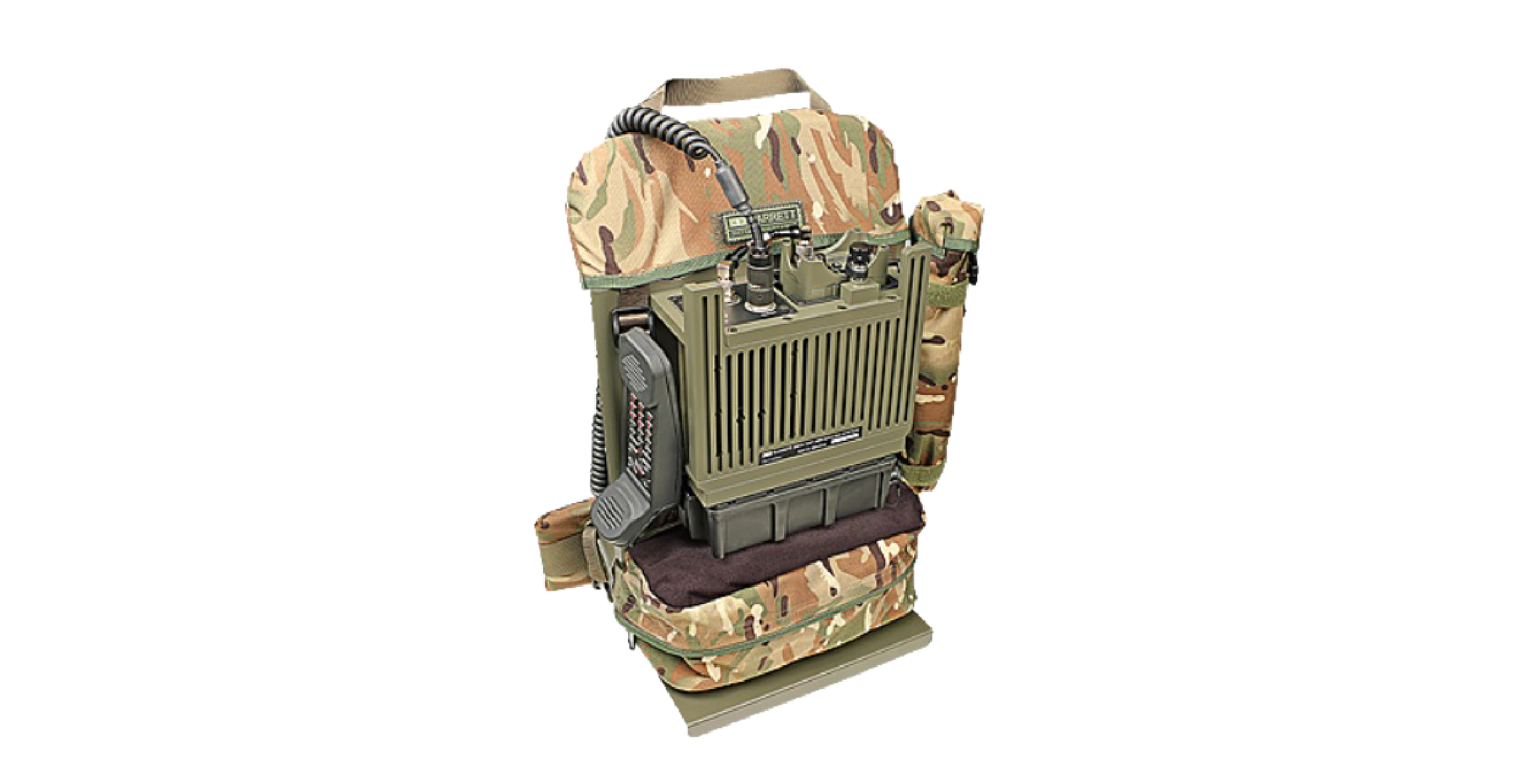 PRC-2081+ 25 W VHF Manpack package