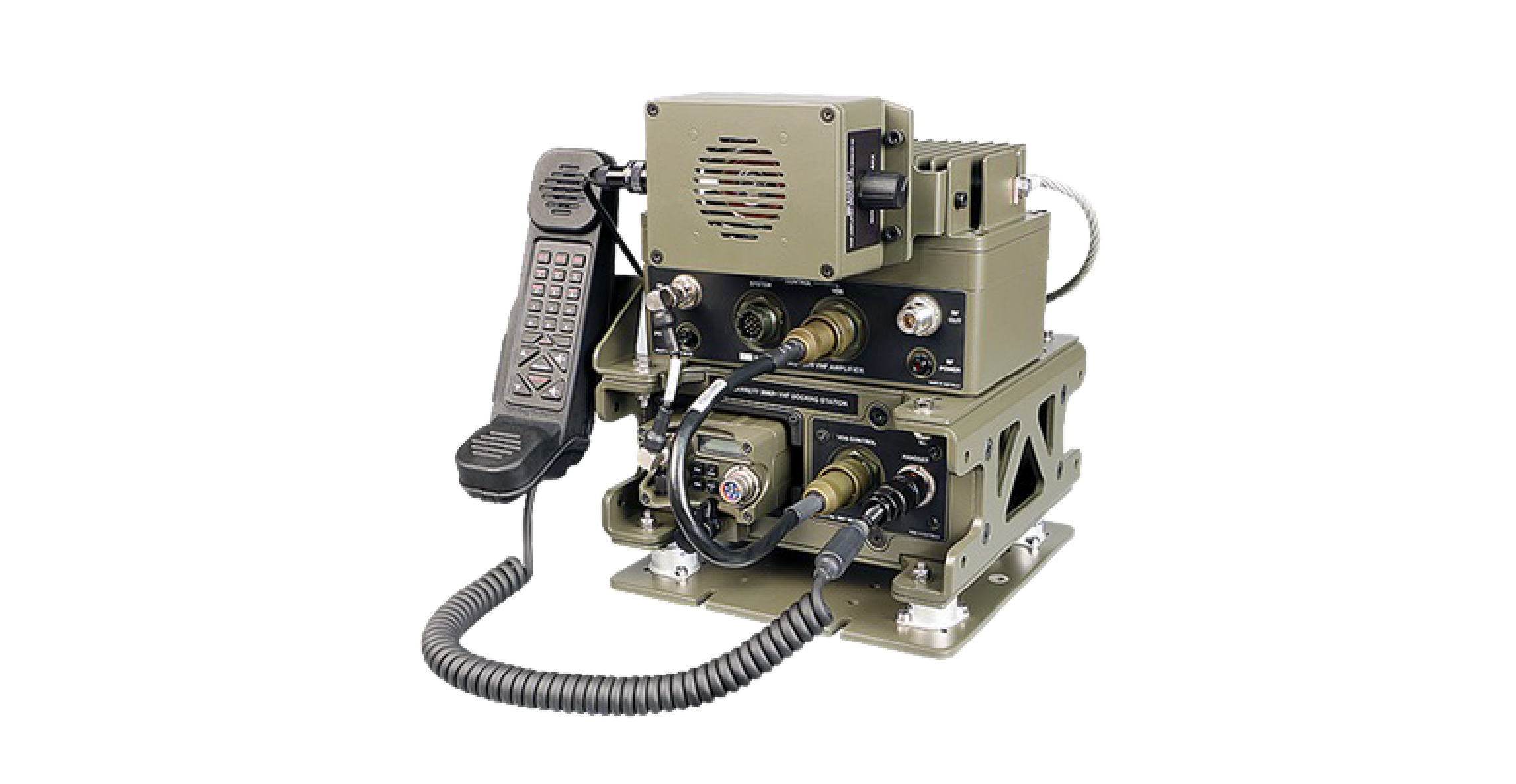 PRC-2082+ 50 W VHF Mobile package