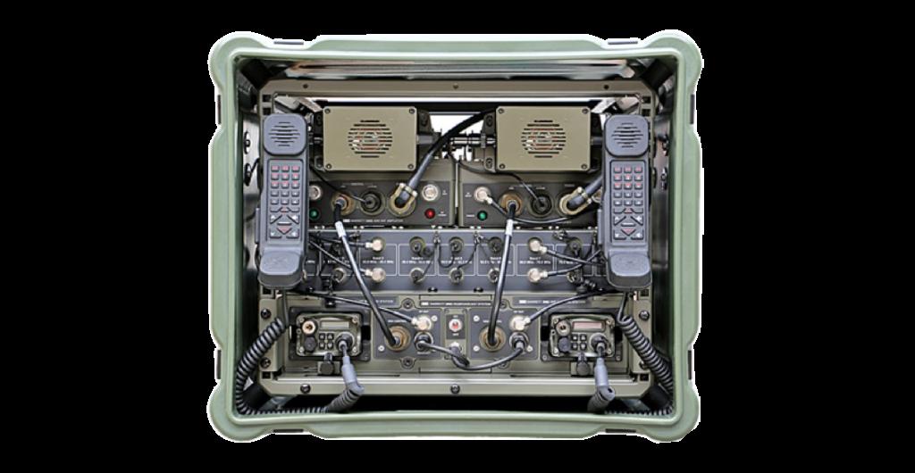 PRC-2083+ 50 W VHF Re-broadcast