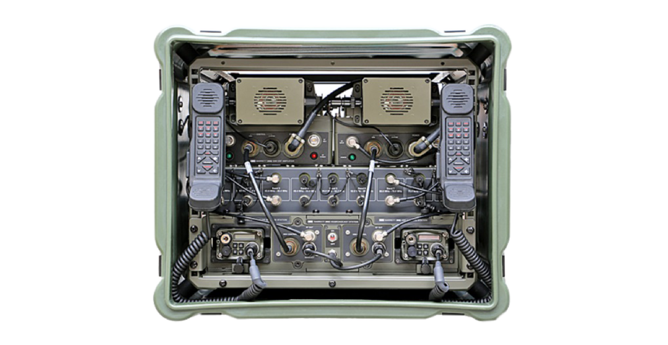 PRC-2083+ 50 W VHF Re-broadcast System