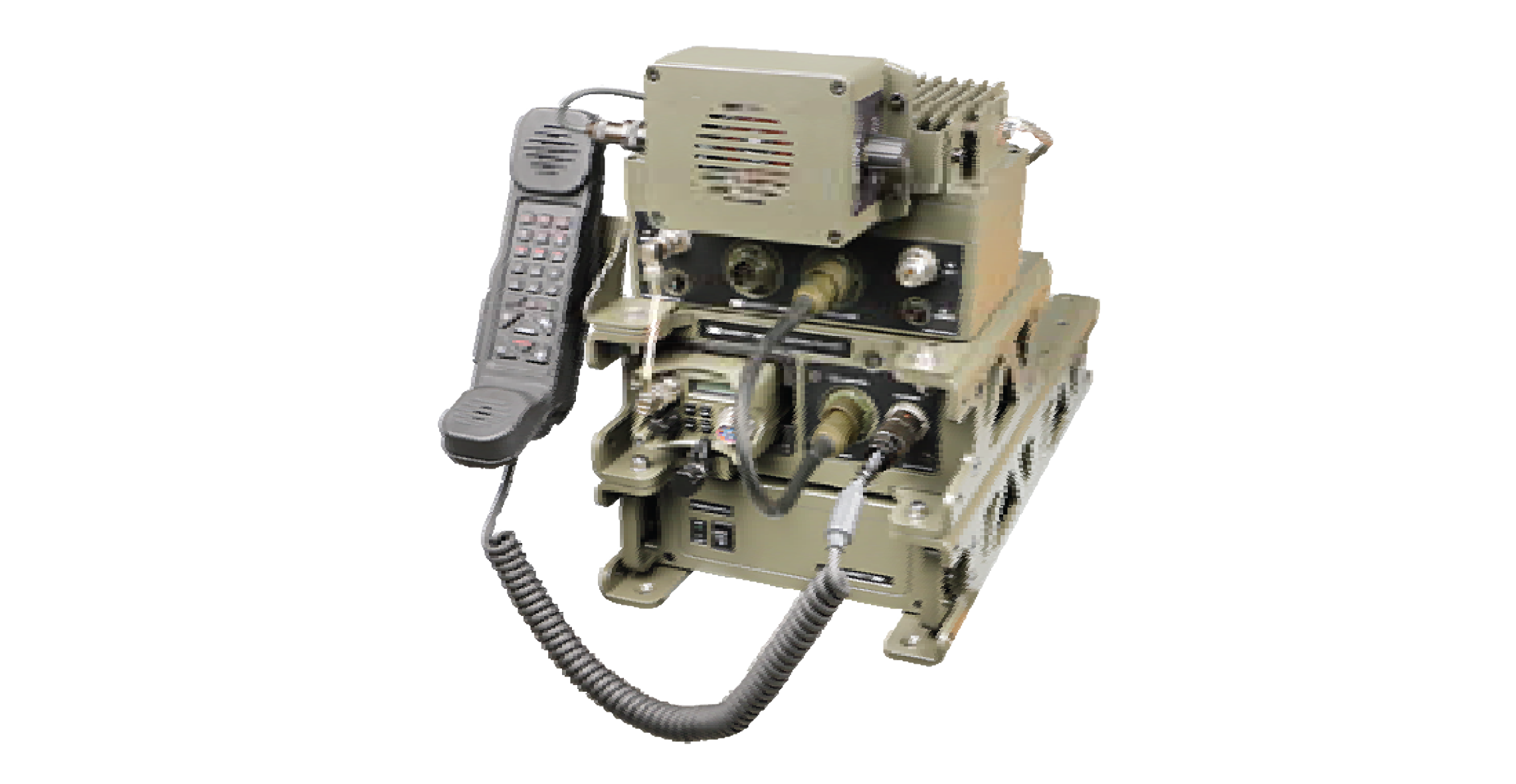 PRC-2084+ 50 W VHF Base package