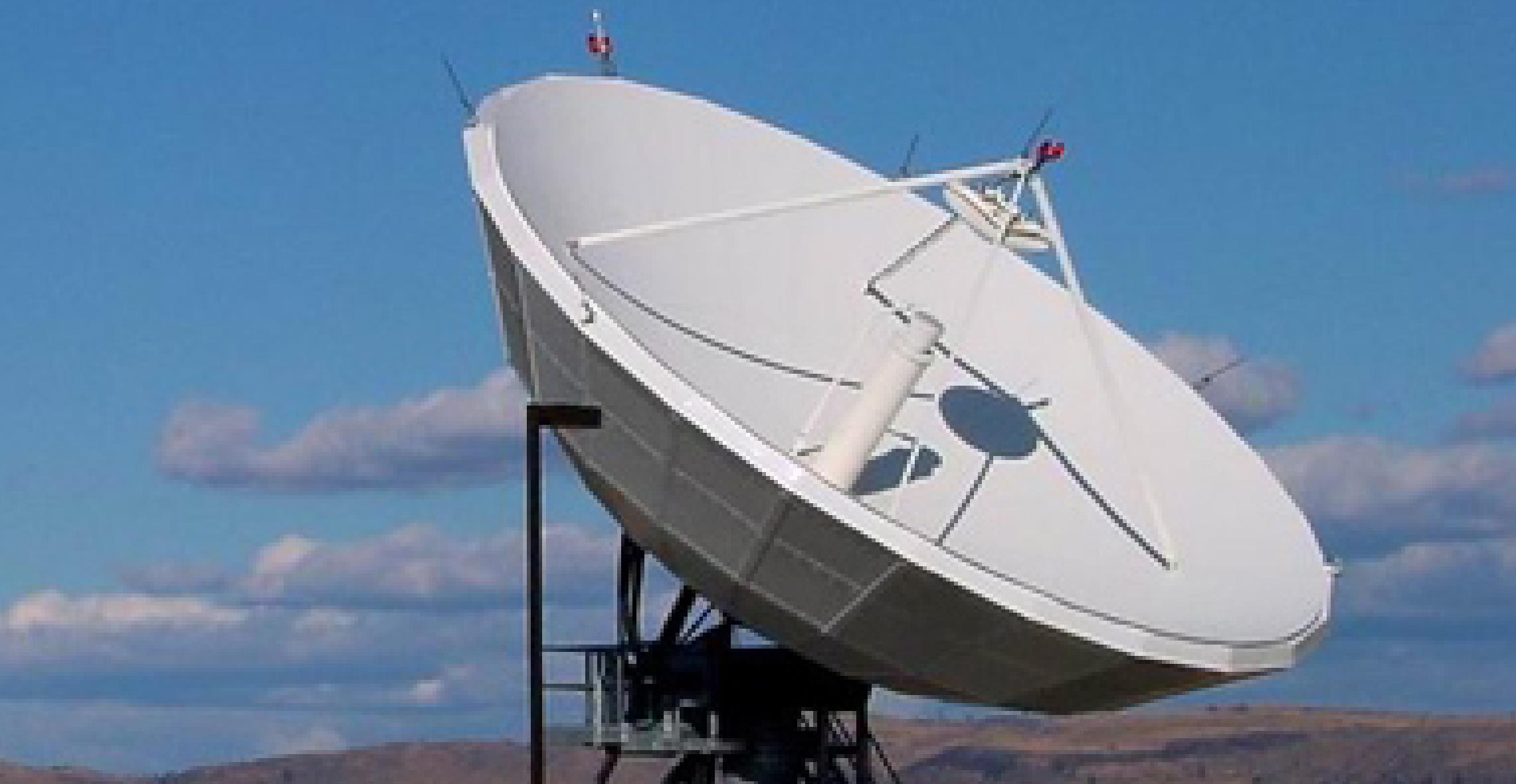 11.1m. Antenna