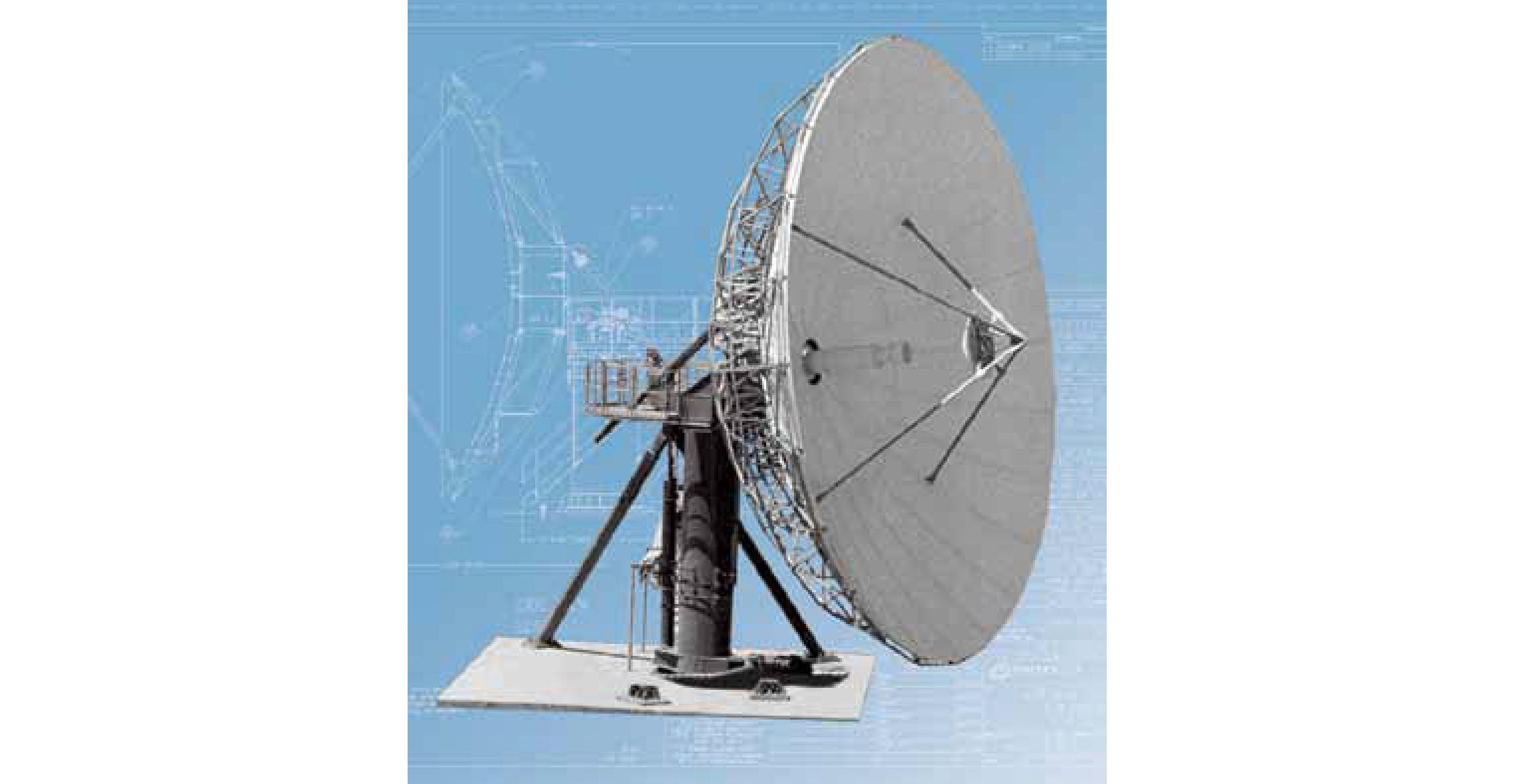 13.1m. Antenna