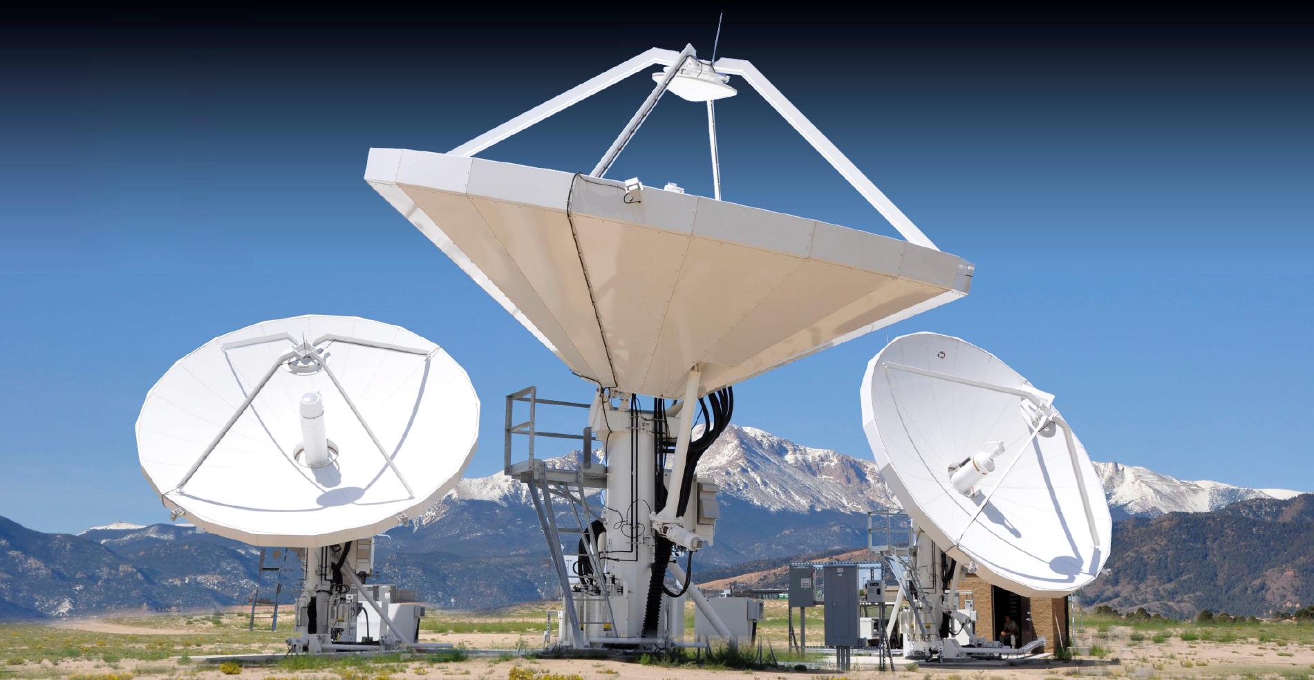7.3m. Antenna