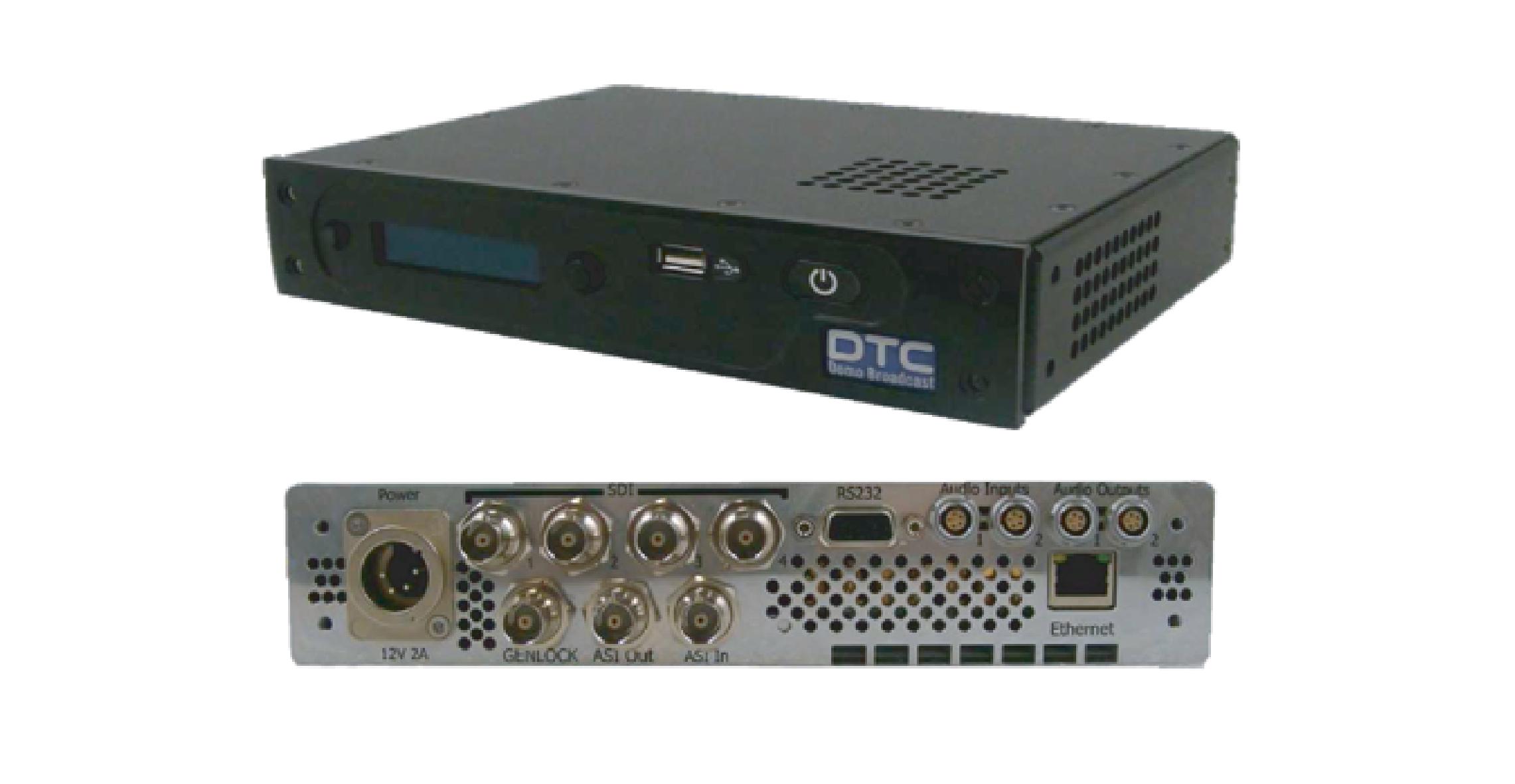 AEON-ENC HEVC RACK Encoder