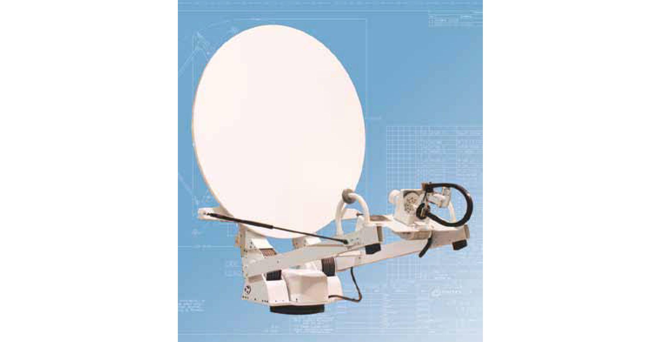 C125M 1.25m. Antenna
