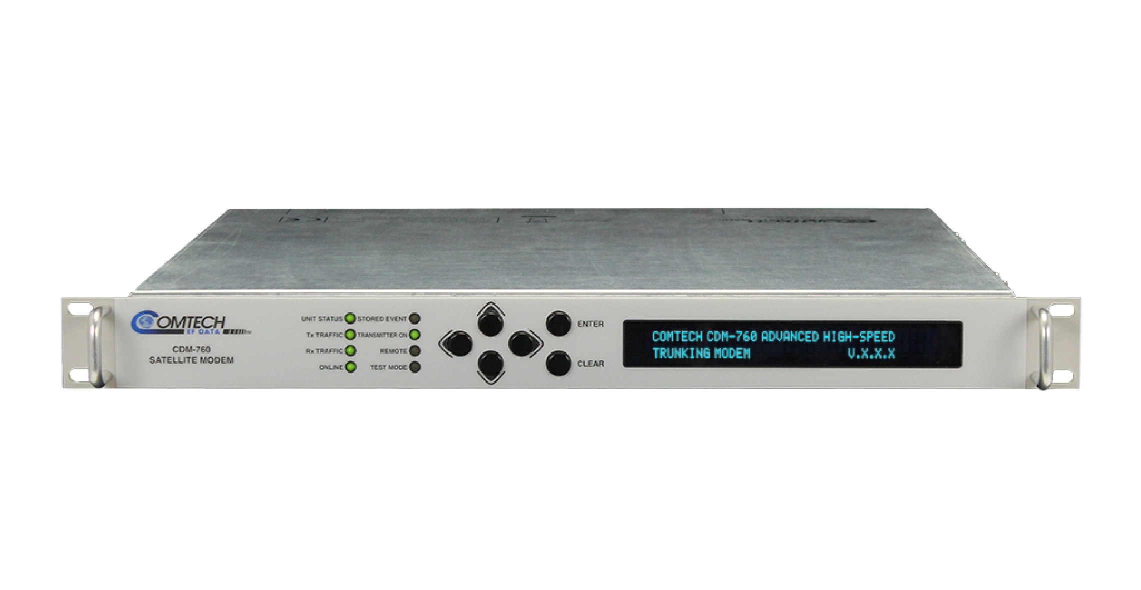 CDM-760 Trunking and Broadcast