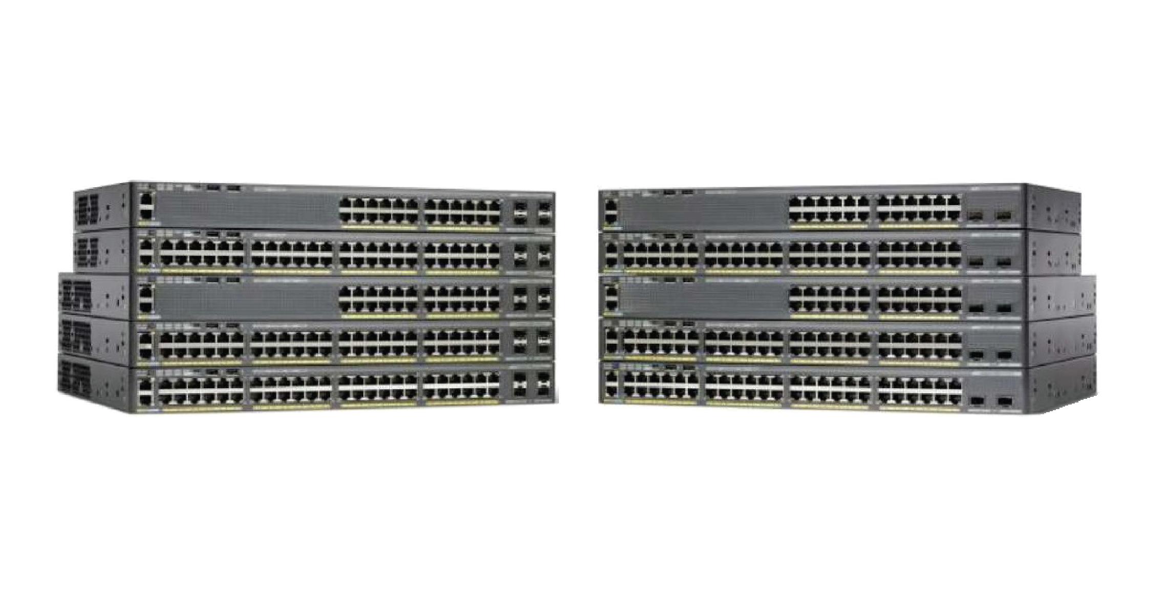 Cisco Catalyst 2960-X Series Switches - Planetcomm