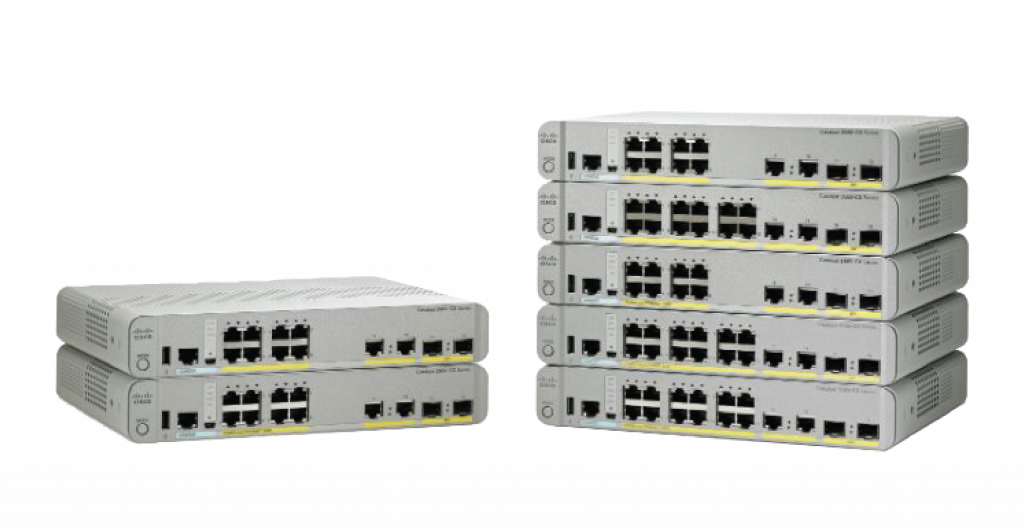 Cisco Catalyst 3560-CX and 2960-CX Series Compact Switches