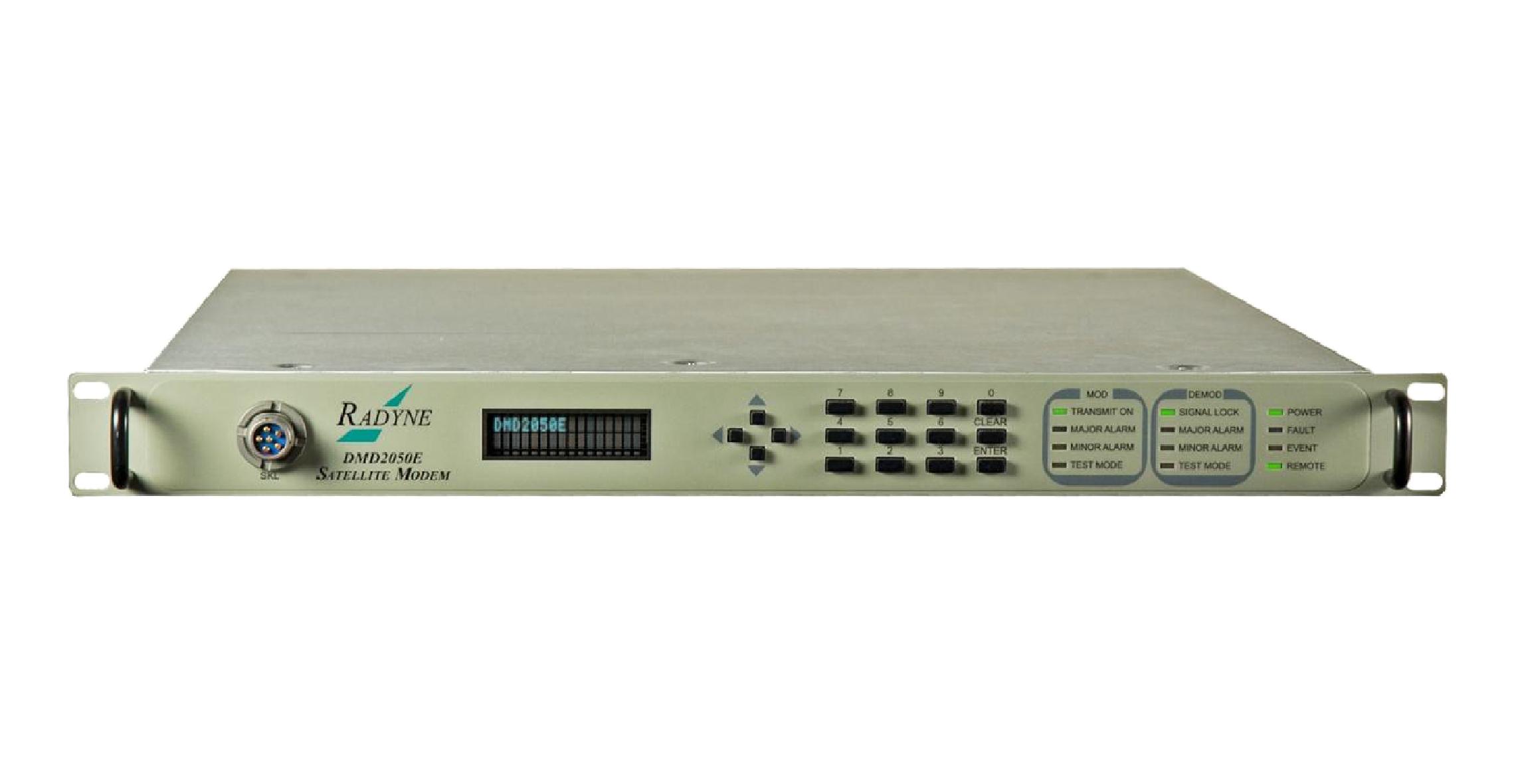 DMD-2050E MIL-STD-188-165A/STANAG 4486
