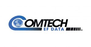 Logo Comtech EF Data - Satellite