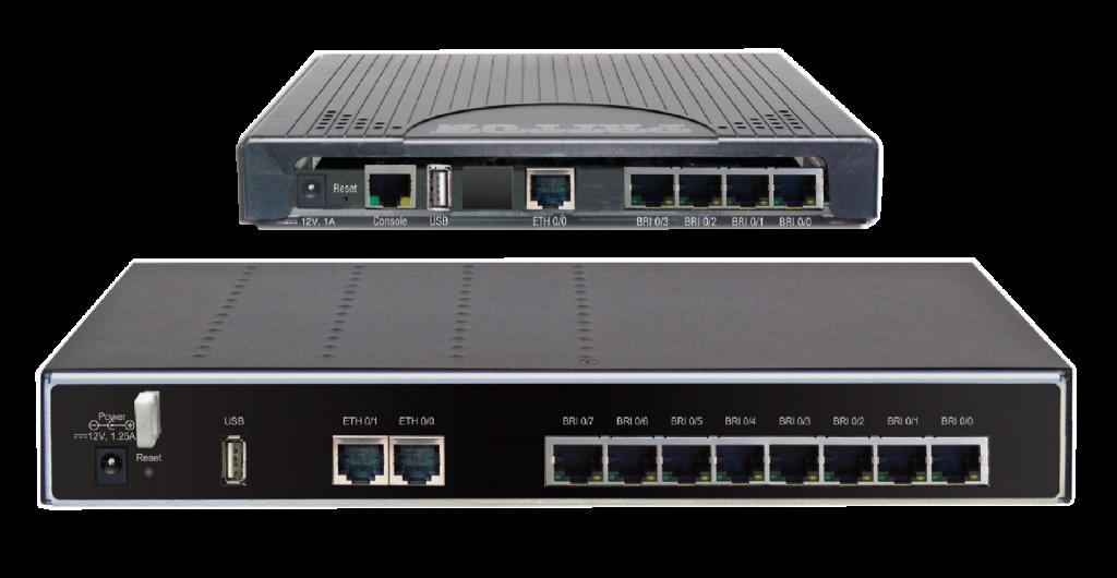 SmartNode™ ISDN BRI VoIP Gateway