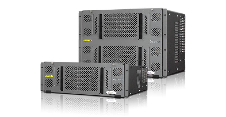 Xenon Multi-Format Routers