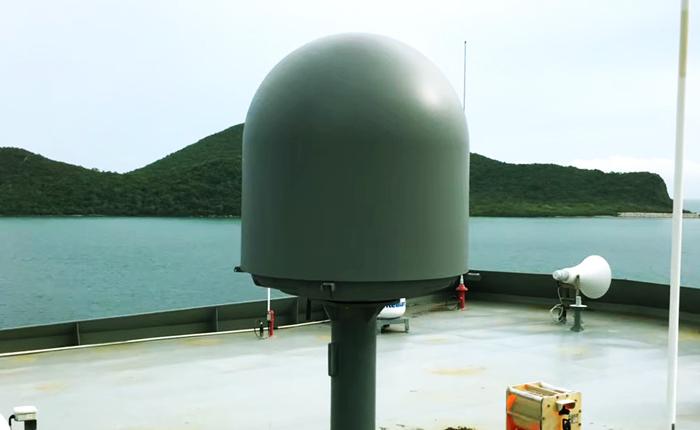 ระบบสื่อสารดาวเทียมสำหรับกิจการเคลื่อนที่ทางทะเล