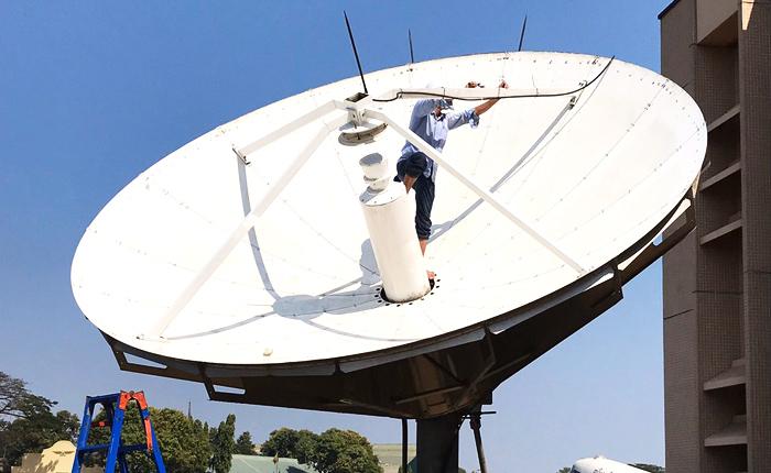 ระบบสื่อสารระหว่างภาคพื้นกับอากาศยาน