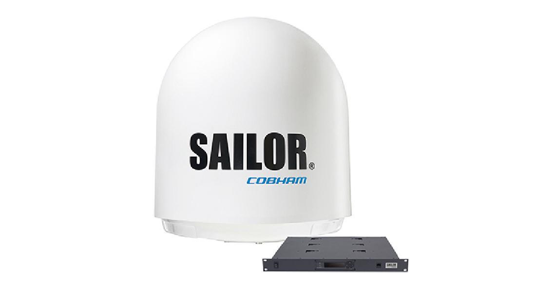 Cobham SAILOR 800 VSAT