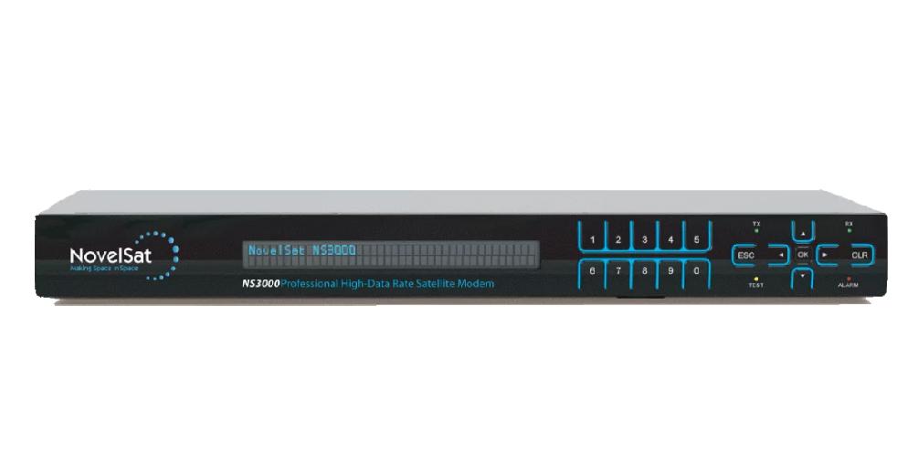 NovelSat NS3000